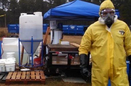 How is building decontaminated? Is it Safe?
